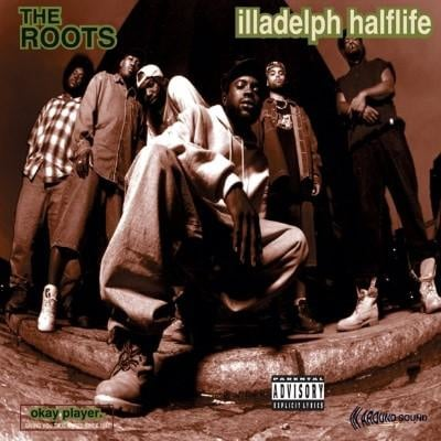 The Roots Illadelph Halflife 2LP