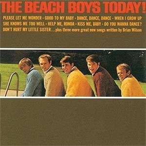 The Beach Boys The Beach Boys Today! 200g LP -Stereo-