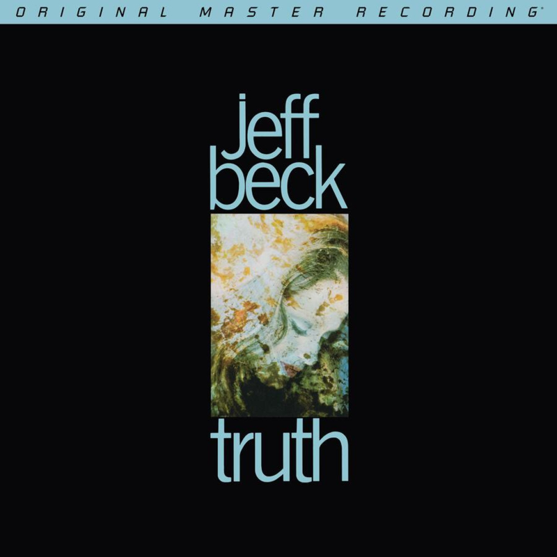 Jeff Beck Truth Numbered Limited Edition 45rpm 180g 2LP