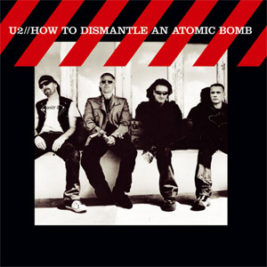 U2 How To Dismantle An Atomic Bomb LP
