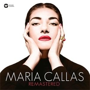 Maria Callas - Remasterd LP