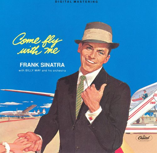 Frank Sinatra Come Fly With Me HQ LP