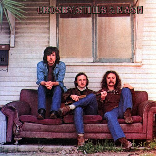 Crosby Stills & Nash - Crosby Stills Nash LP