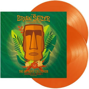 The Brian Setzer Orchestra The Ultimate Collection Recorded Live: Volume 1 2LP -Transparent Green Vinyl-