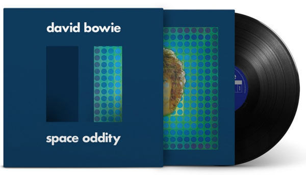 David Bowie Spaced Oddity 2019 mix LP
