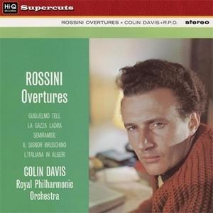 Rossini - Overtures HQ LP