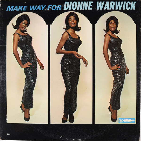 Dionne Warwick Make way for LP