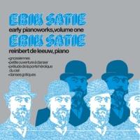 Erik Satie Early Pianoworks Vol.1 LP