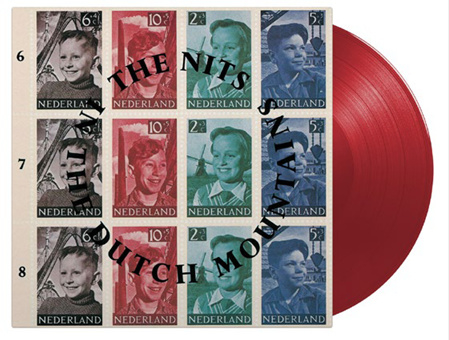 Nits In the Dutch Mountains 2LP - Red Vinyl-