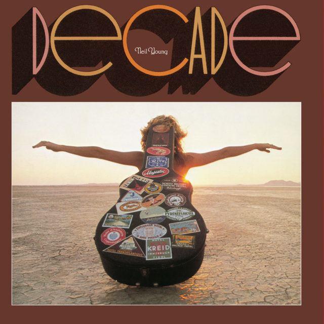 Neil Young Decade 3LP -ltd-