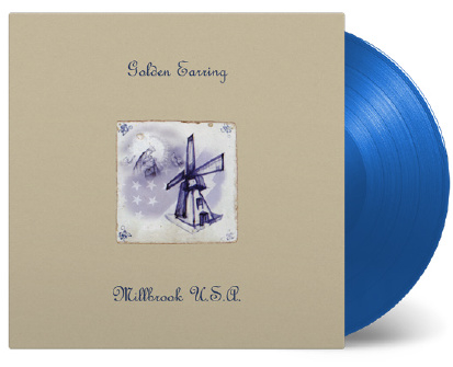 Golden Earing Millbrook US LP -Blue Vinyl-