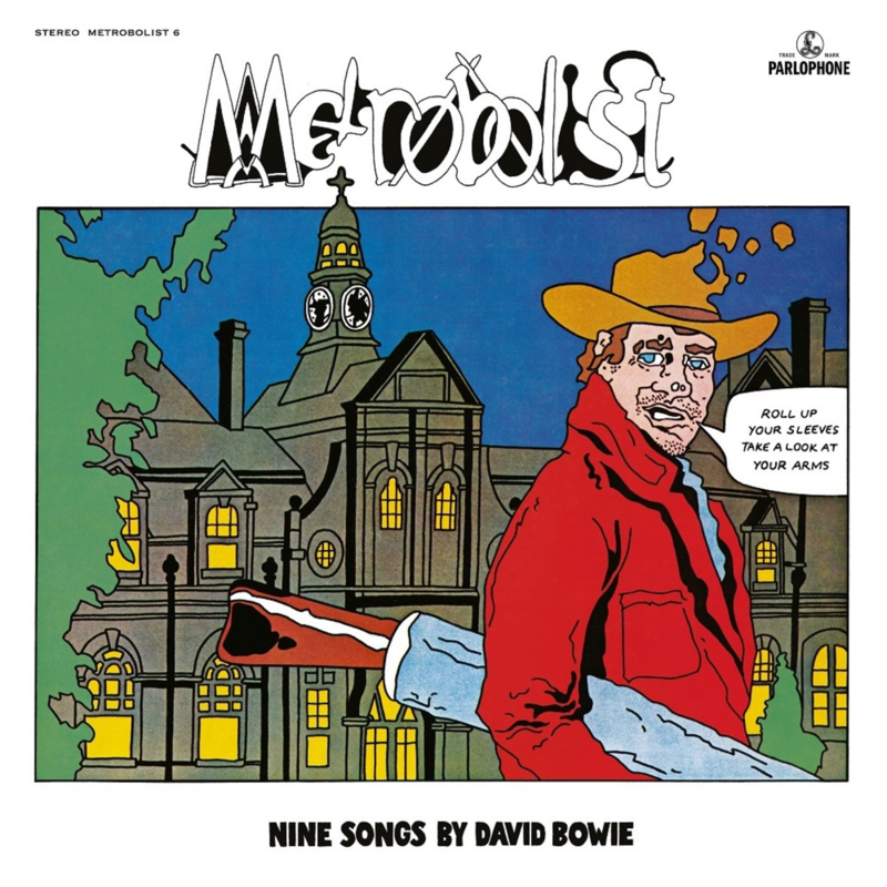 David Bowie Metrobolist CD