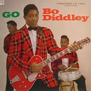 Bo Diddley/Go Bo Diddley LP