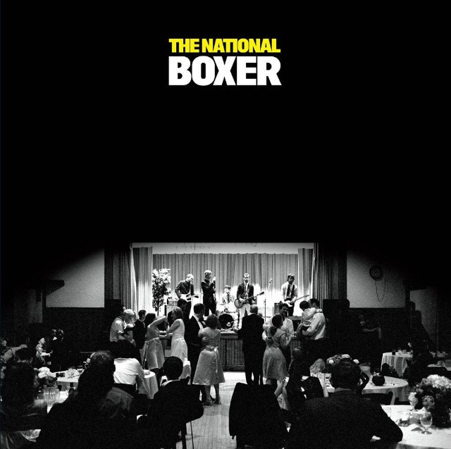The National The Boxer LP