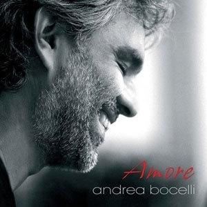 Andrea Bocelli Amore HQ LP