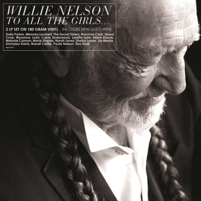 Willie Nelson - To All The Girls 2LP