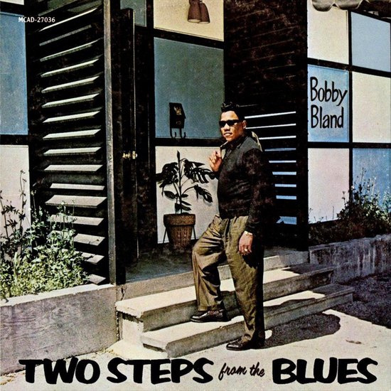 Bobby 'Blue' Bland Two Steps From The Blues LP