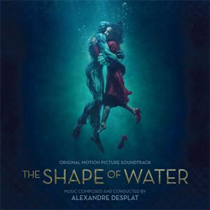 The Shape Of Water Soundtrack 2LP - Coloured Vinyl-