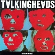 Talking Heads Remain In Light HQ LP