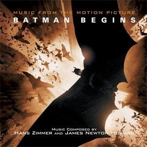 Batman Begins HQ 2LP