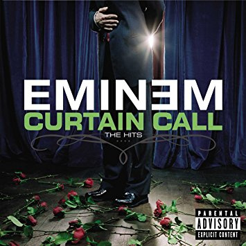 Eminem Curtain Call 2LP