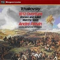 Tchaikovsky - 1812 Overture & Romeo & Juliet HQ LP