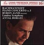 RACHMANINOV PIANO CONCERTO NO. 3 LP