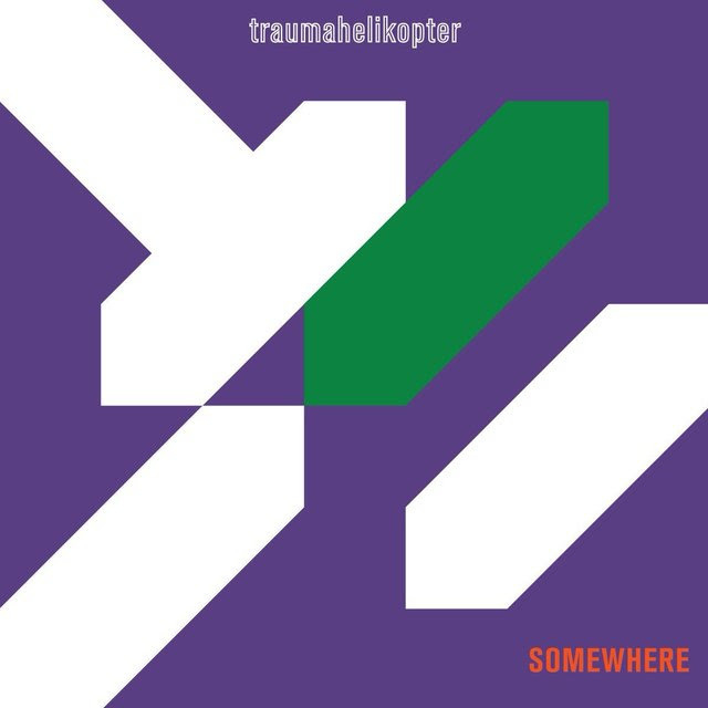 Traumahelikopter Competition Stripe LP + CD