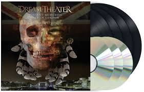 Dream Theater Distant Memories - Live In London 4LP & 3CD Box Set