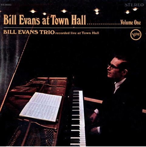 The Bill Evans Trio Bill Evans At Town Hall Volume One (Verve Acoustic Sounds Series) 180g LP