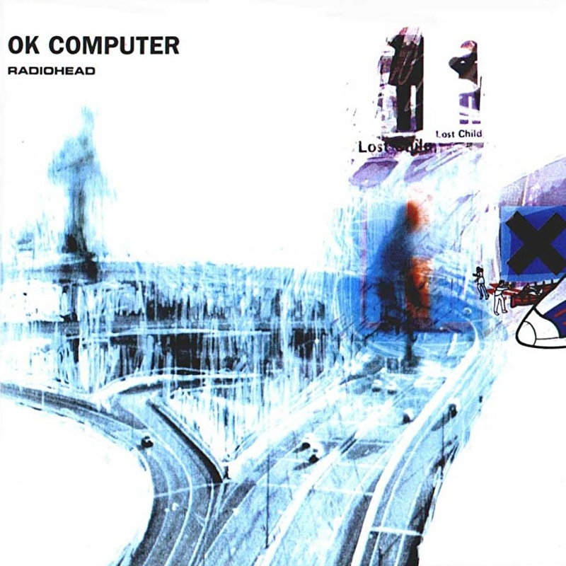 Radiohead - Ok Computer 2LP.
