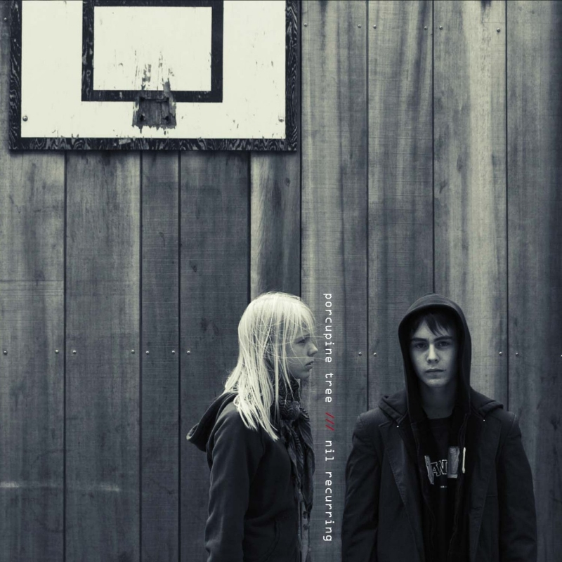 Porcupine Tree Nil Recurring HQ LP - Clear Vinyl-