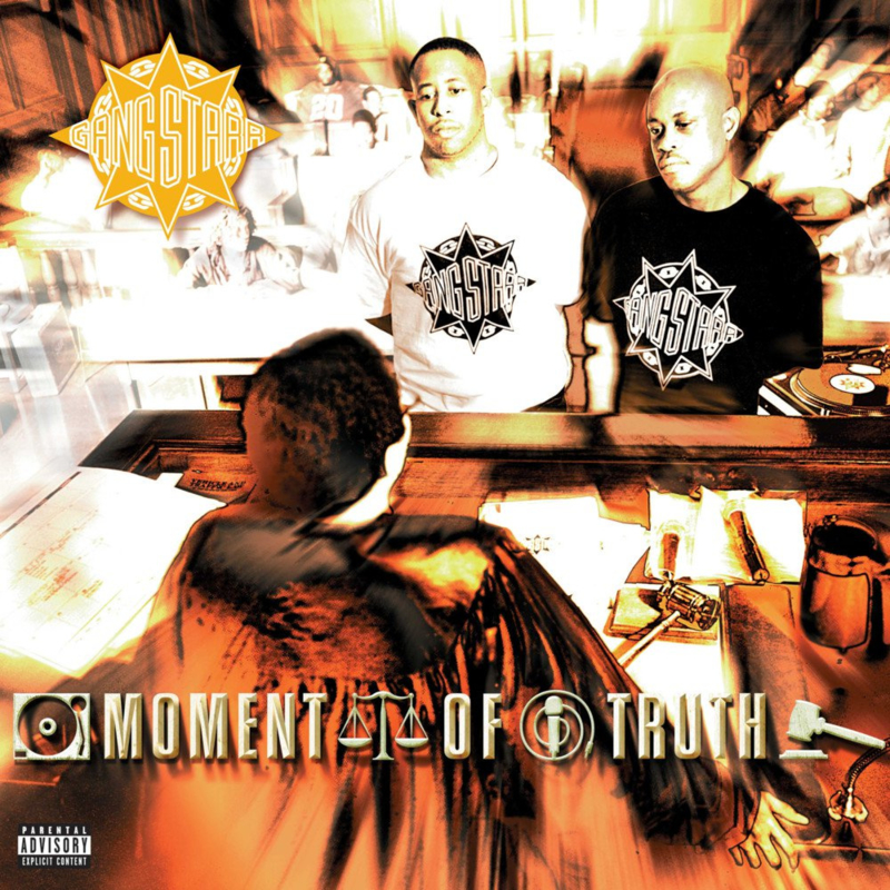 Gang Starr Moment of Truth 3LP
