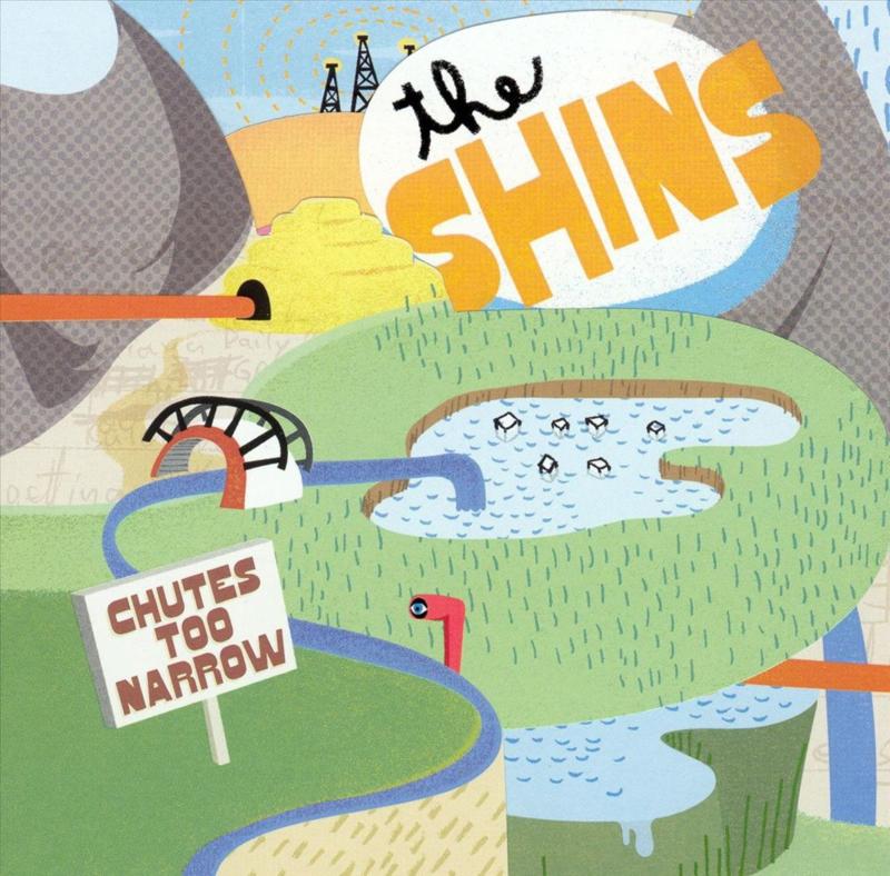 Shins Cutes To Narrow LP
