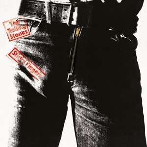 Rolling Stones Sticky Fingers HQ LP