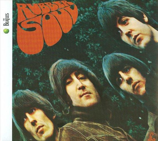 The Beatles Rubber Soul LP