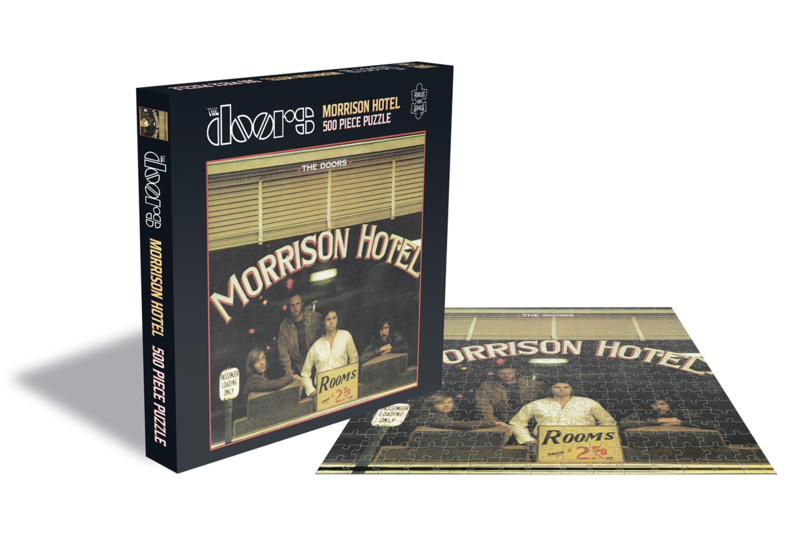 The Doors Morrison Hotel Puzzel