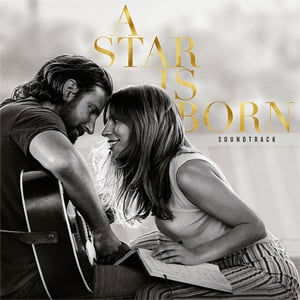 Lady Gaga/Bradley Cooper A Star Is Born Soundtrack CD
