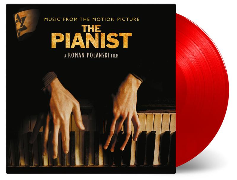 The Pianist LP -Red Vinyl-