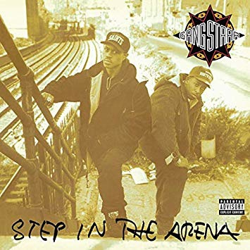 Gang Starr Step In The Arena 2LP