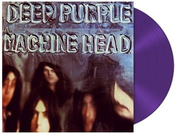 Deep Purple Machine Head LP -Purple Vinyl-