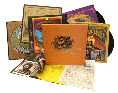 Grateful Dead - Studio Albums HQ 5LP