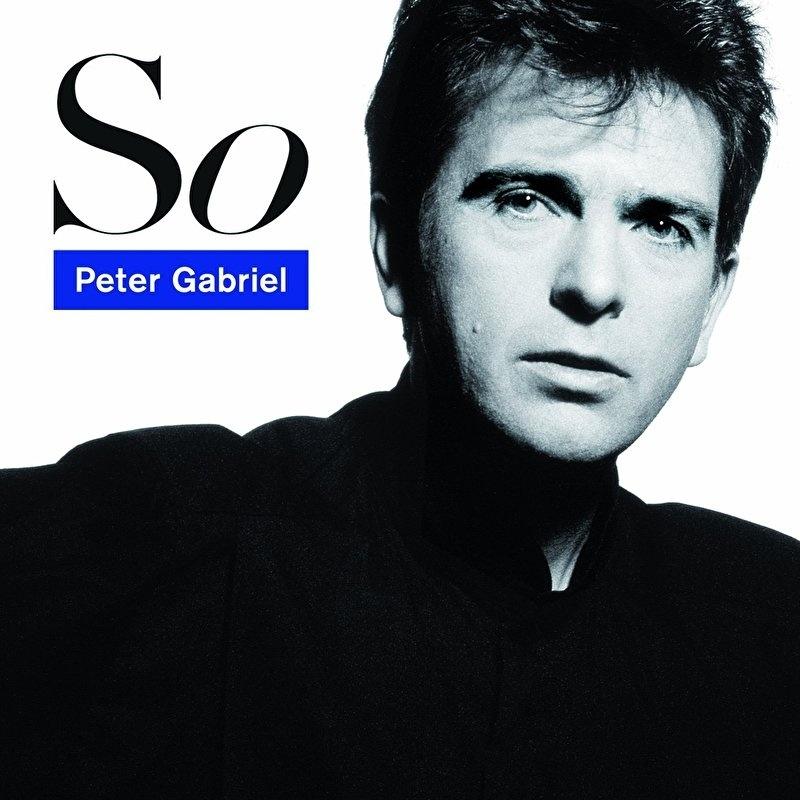 Peter Gabriel So LP