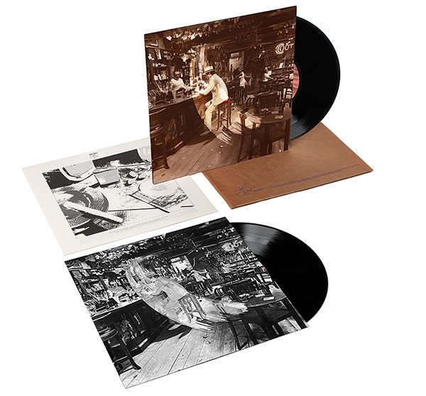 Led Zeppelin In Through The Out Door Deluxe Edition 180g 2LP