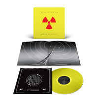 Kraftwerk Radio-Activität LP - Yellow Vinyl-