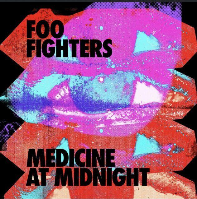 Foo Fighters Medicine At Midnight CD