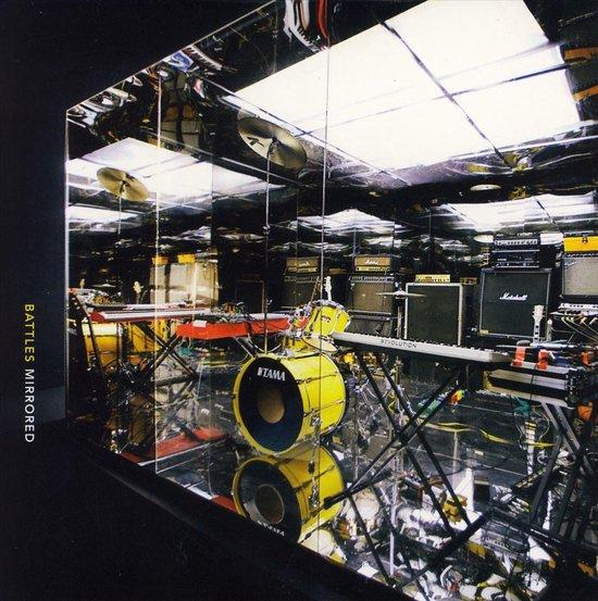 Battles Mirrored LP