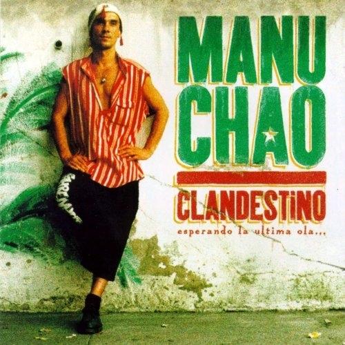 Manu Chao - Clandestino 2LP + CD