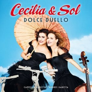Cecillia Bartoli & Sol Gabe Dolce Duello 2LP - Pink Vinyl-