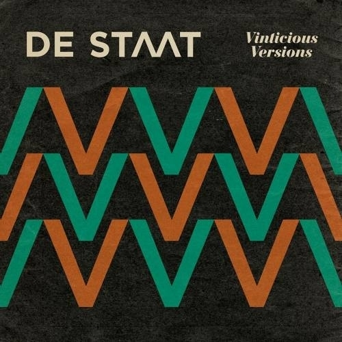 De Staat - Vinticious Versions CD